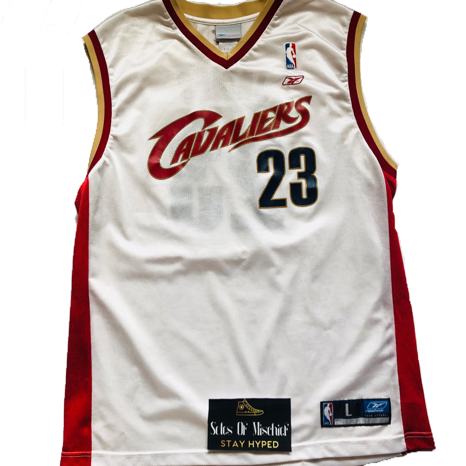 finest selection 6bb10 1ee37 2005 Lebron James Jersey