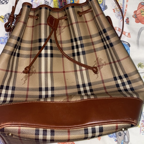 Burberry Bag Girl Bolso