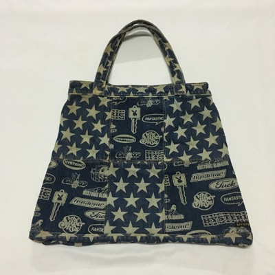 Vintage Tote Bag Hysteric Glamour X Japanese Brand