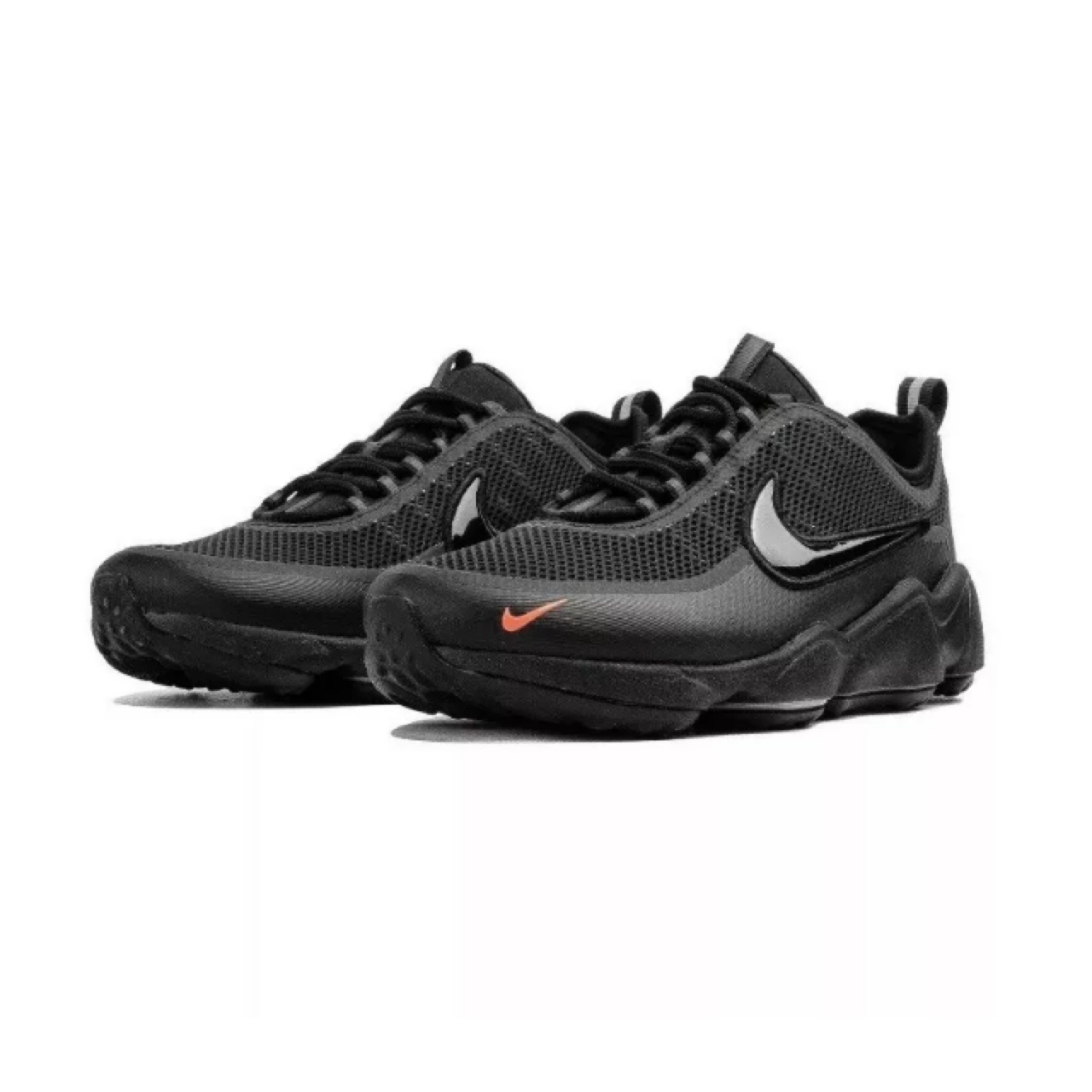 look out for famous brand price reduced Nike Air Zoom Spiridon Ultra Black Red 876267-200