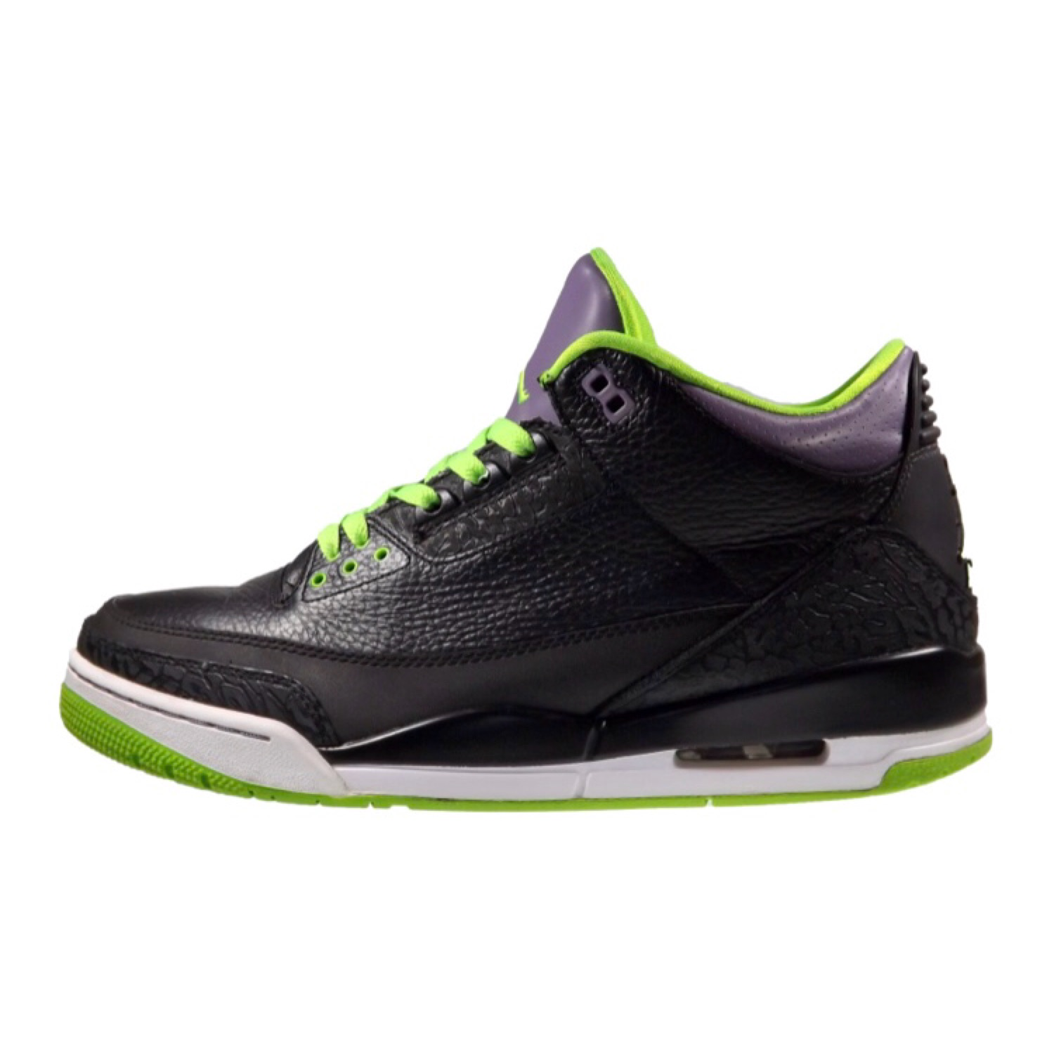 "classic fit 02284 3b346 Air Jordan 3 Retro ""Joker"" (Size 10.5)"