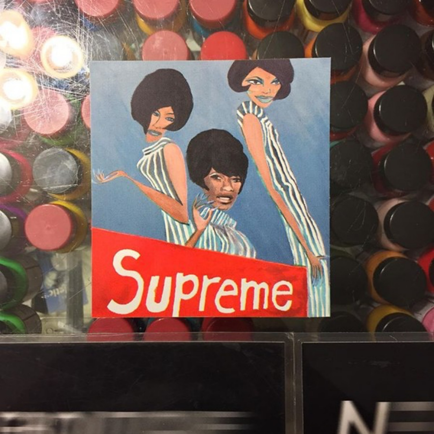 Supreme Sticker 3 Pack
