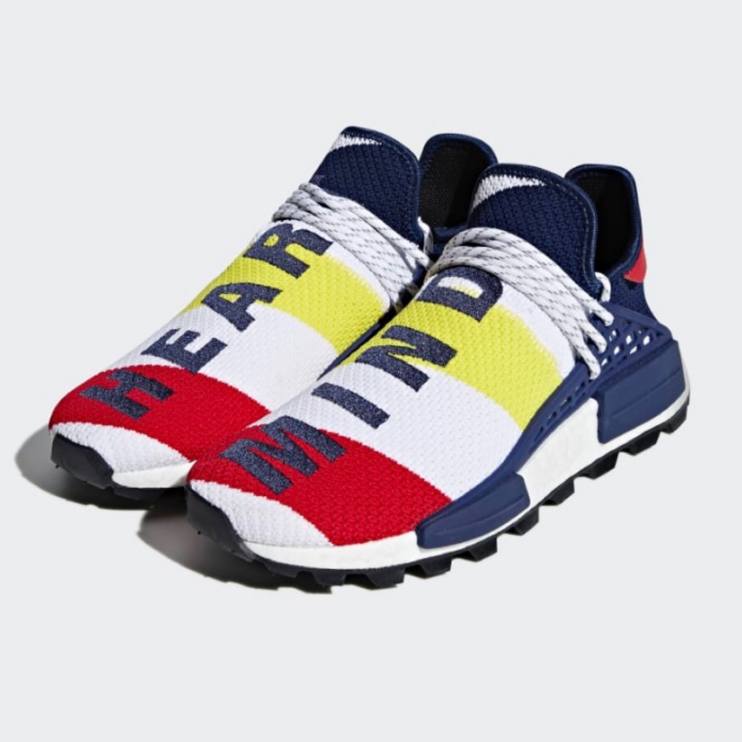 the latest 228bf deb8f Bbc X Pharrell Human Race Nmd Ds Size 9.5