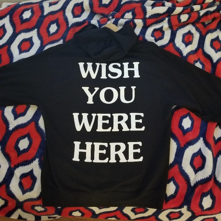 Wish You Were Here Font