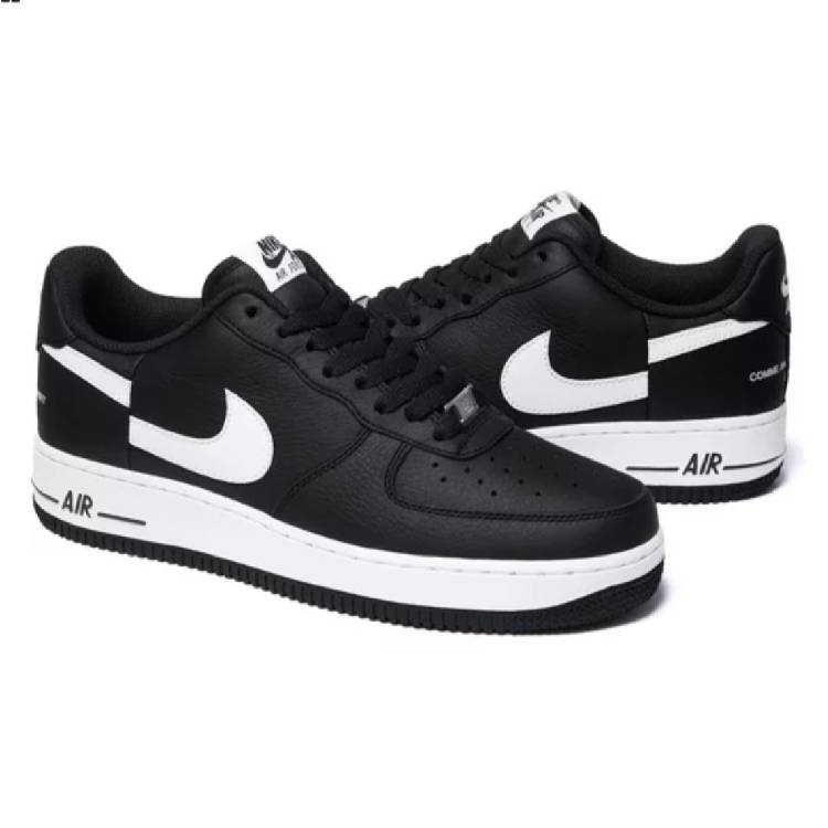 Force Supreme X Des Comme Low 1 Garcons Nike Air HWEY29ID