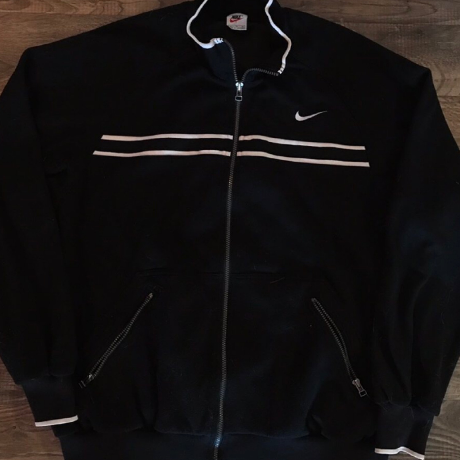 nike shirt zipper
