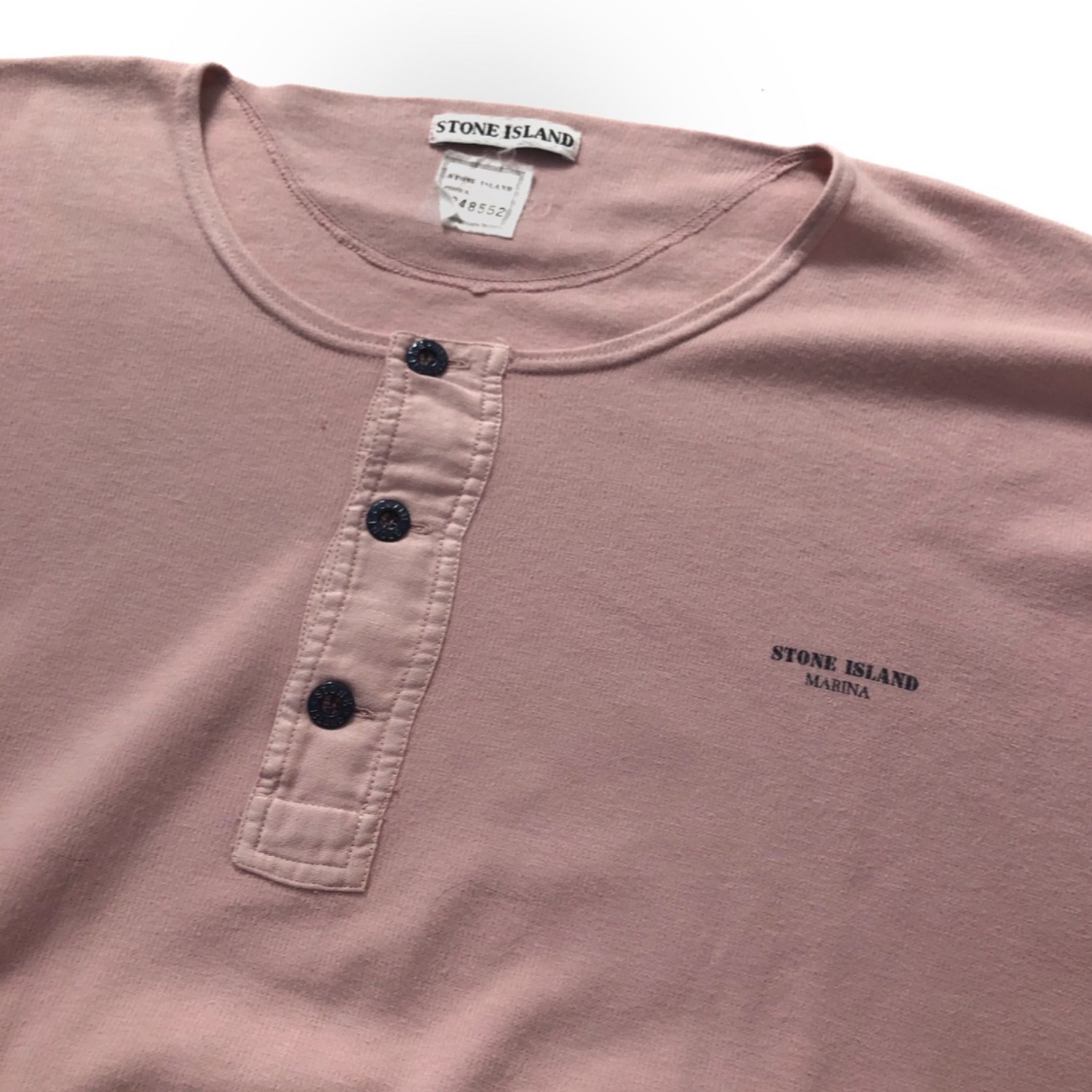 Stone Island Button Up Top