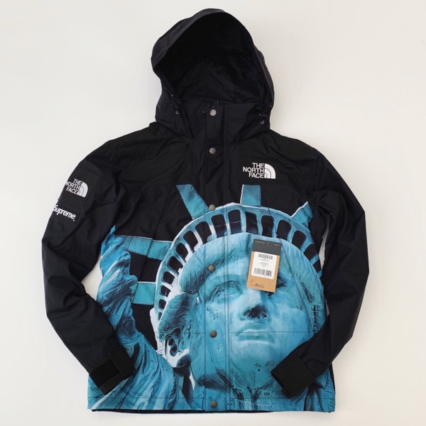 Supreme The North Face Statue Of Liberty Mountain
