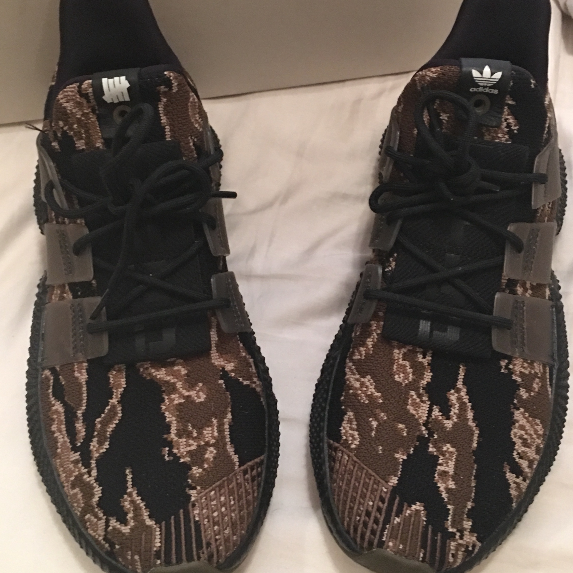 sneakers for cheap 5621f 962c1 Adidas Prophere X Undefeated Uk 9