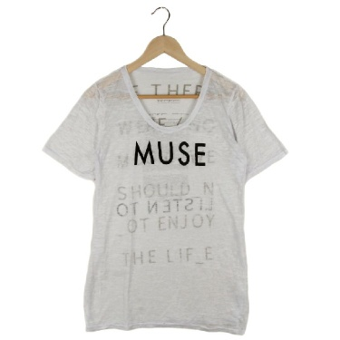Vintage Tee Band x Muse