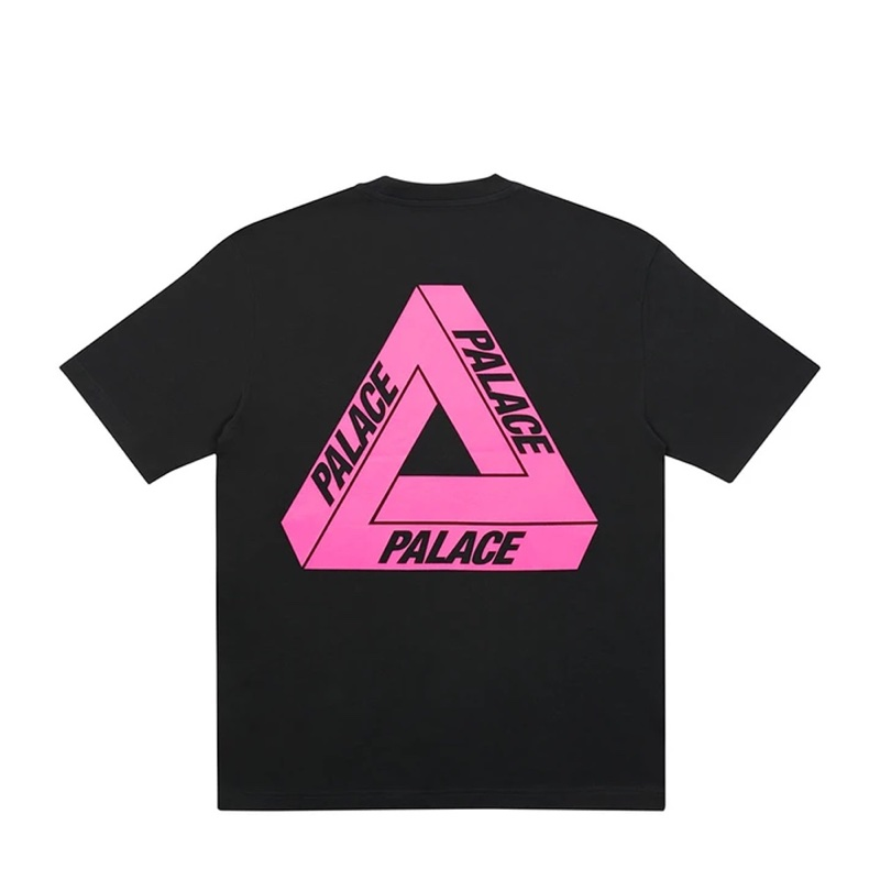Palace Tri To Help Black Bright Pink