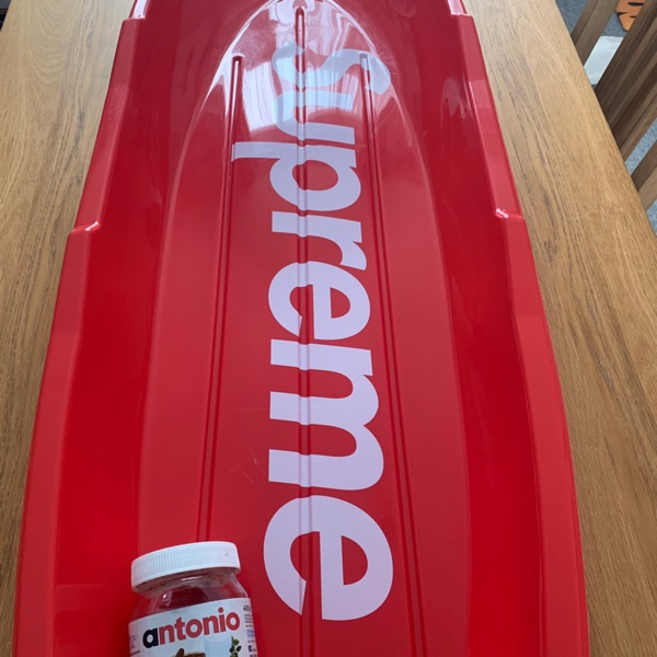 Supreme Sled (FW17) Red
