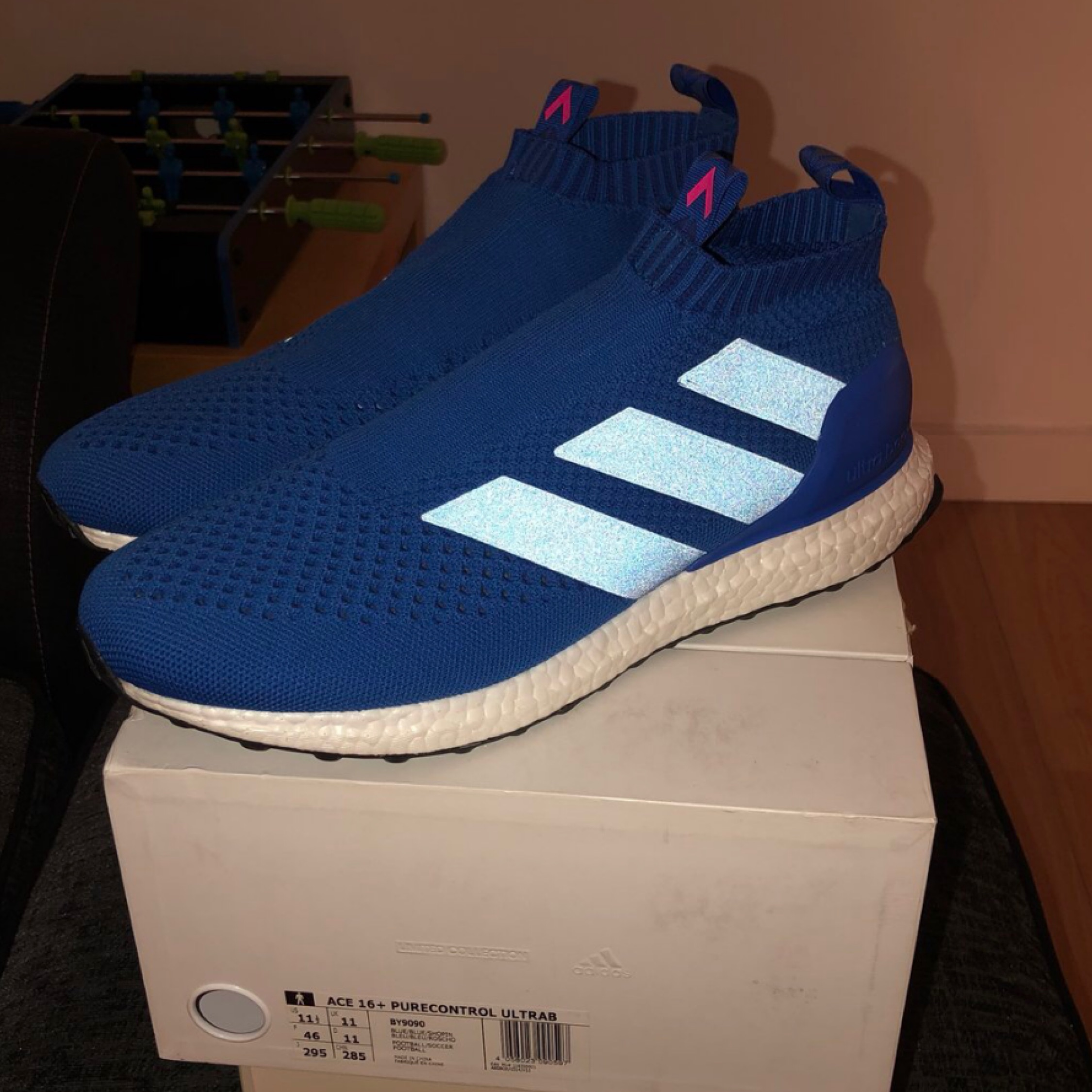 Adidas Pure Control 16 Ultra Boost Trainers