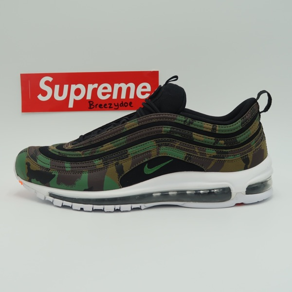 Nike Air Max 97 Country Camo Uk Size 11 (Us)