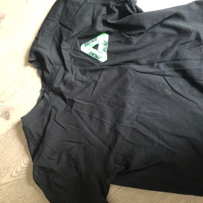 Palace Tri Ferg Black T Shirt