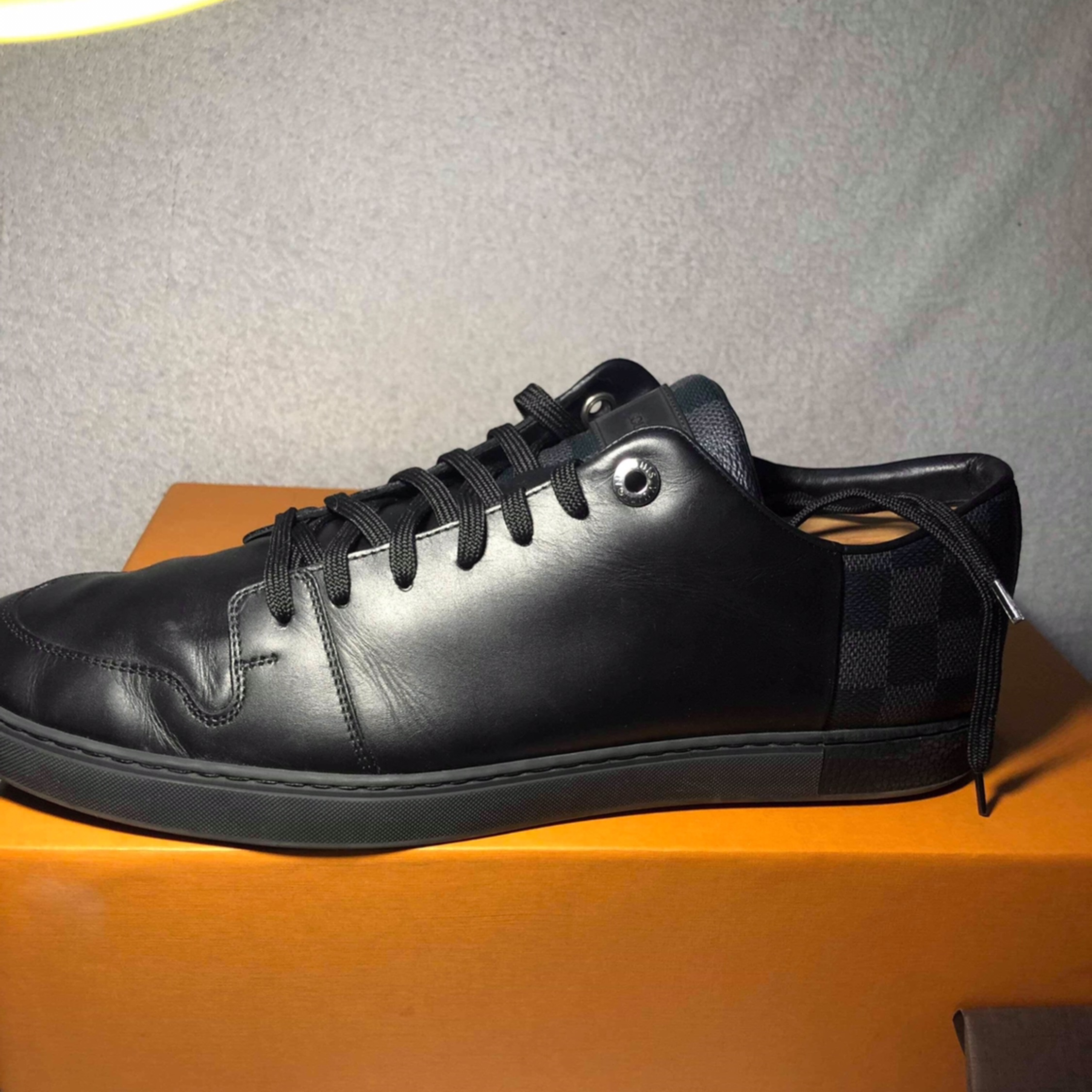 Louis Vuitton Line Up Low Sneakers