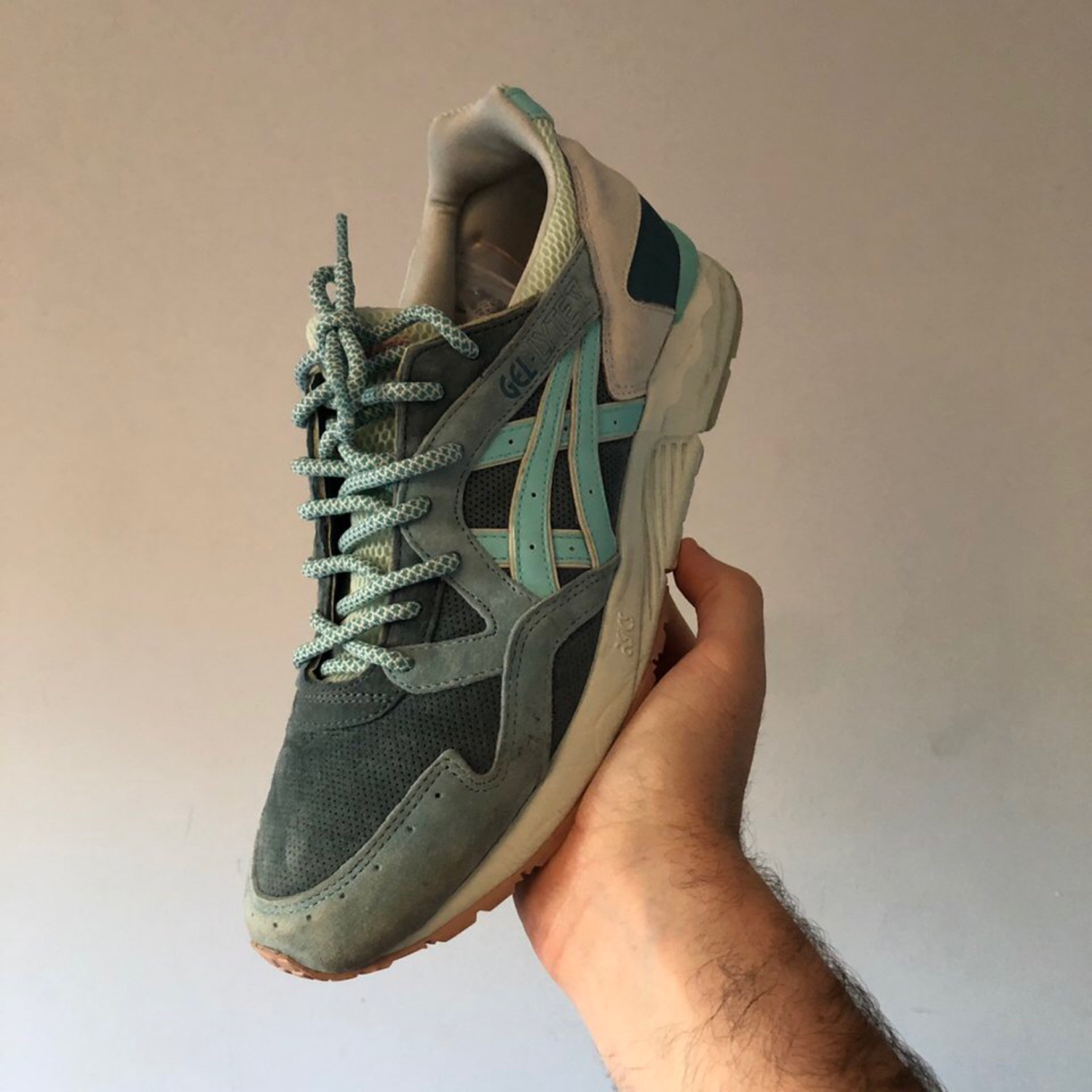 separation shoes 20f0d 26b10 Ronnie Fieg X Asics Gel-Lyte V Sage