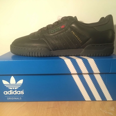 Yeezy Powerphase Calabasas Black