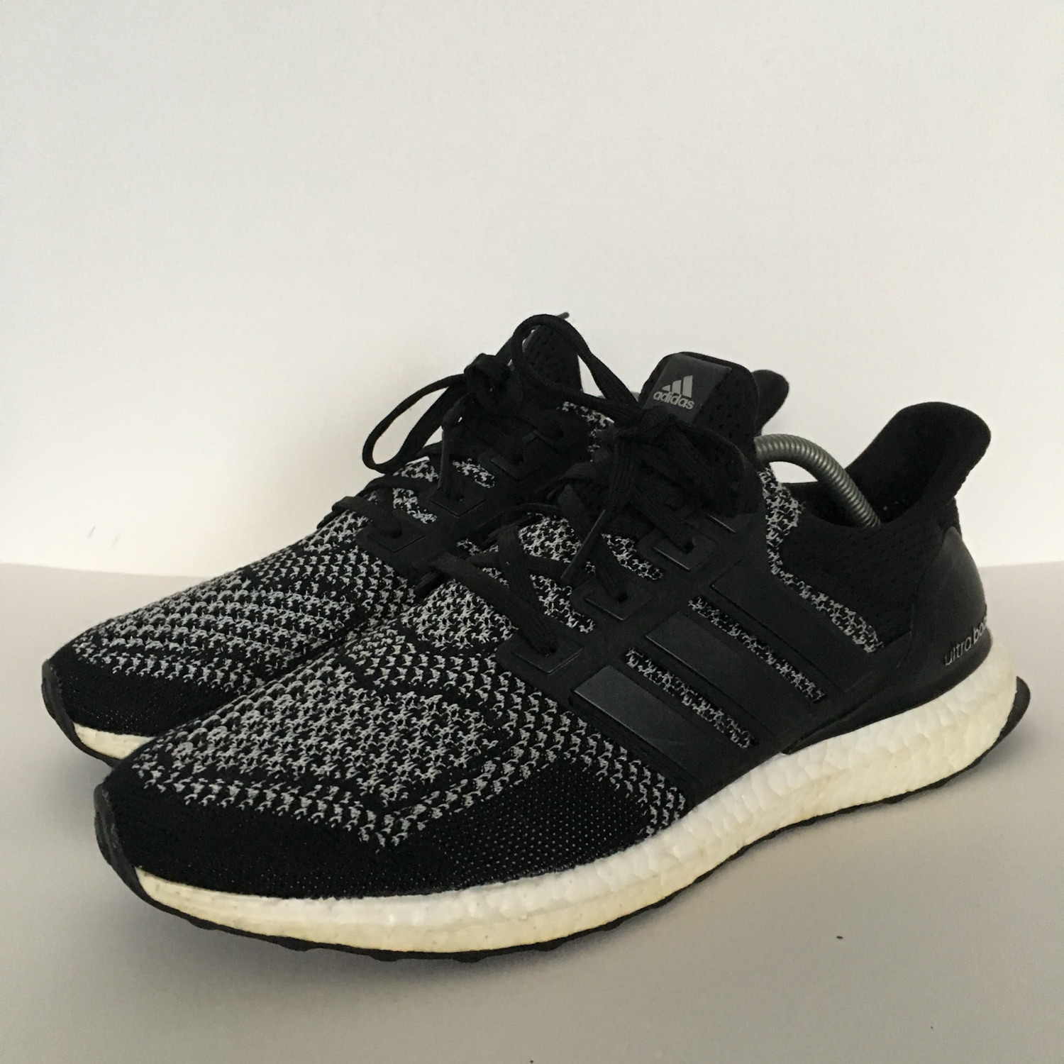 wholesale dealer ac564 509d8 Adidas Ultra Boost 1.0 Black 3M Reflective