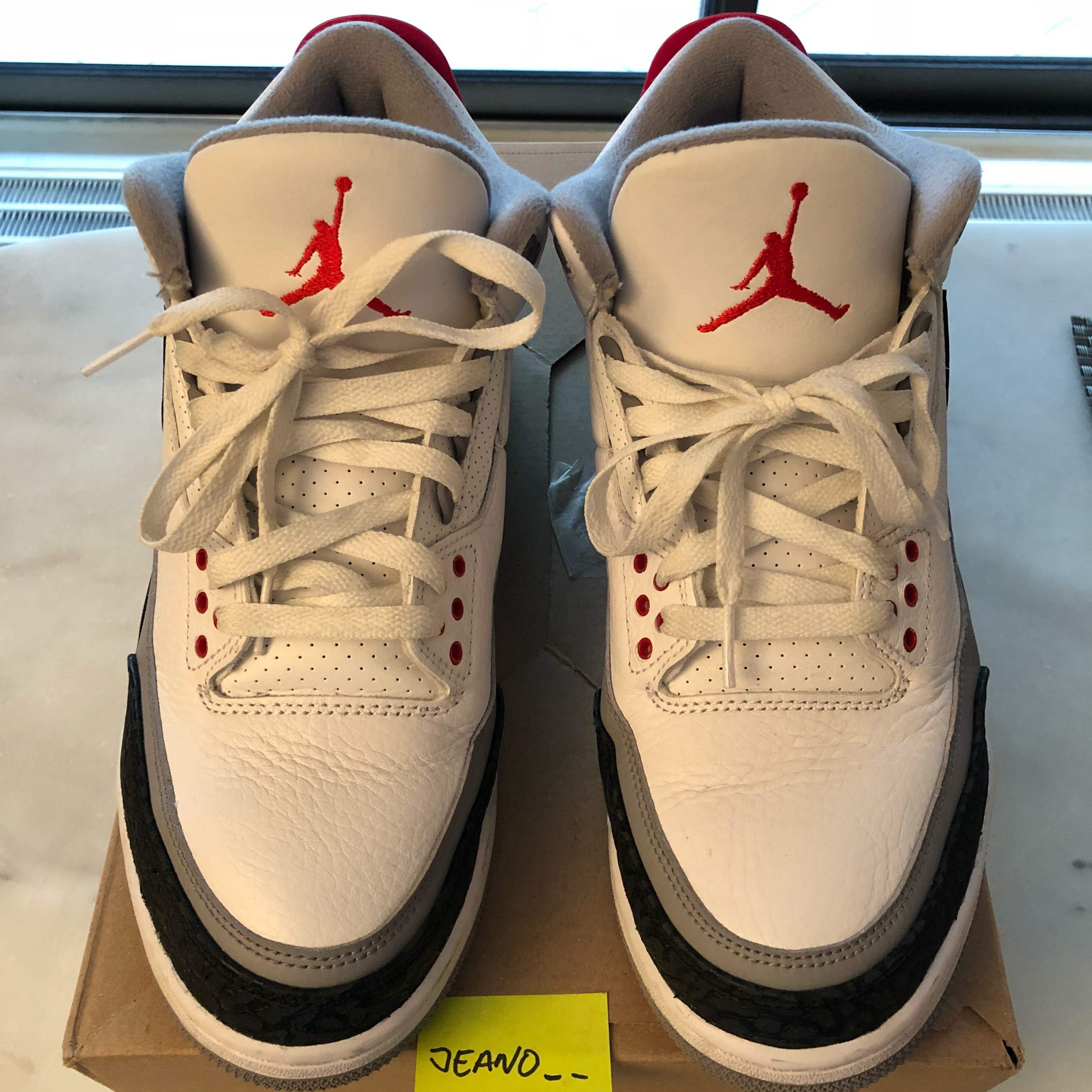 "best service 2a774 61104 Air Jordan 3 Retro Nrg ""Tinker"" (10Us)"