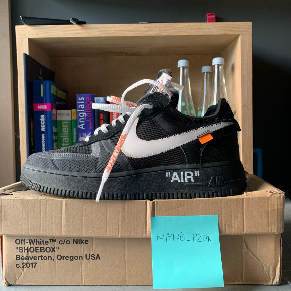 Tom Audreath Maestro Injusto  Wts Nike Air Rubber Dunk Off White