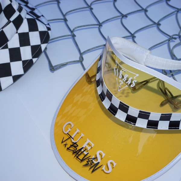 Exclusive Limited | Guess X J Balvin Visor : Ylw