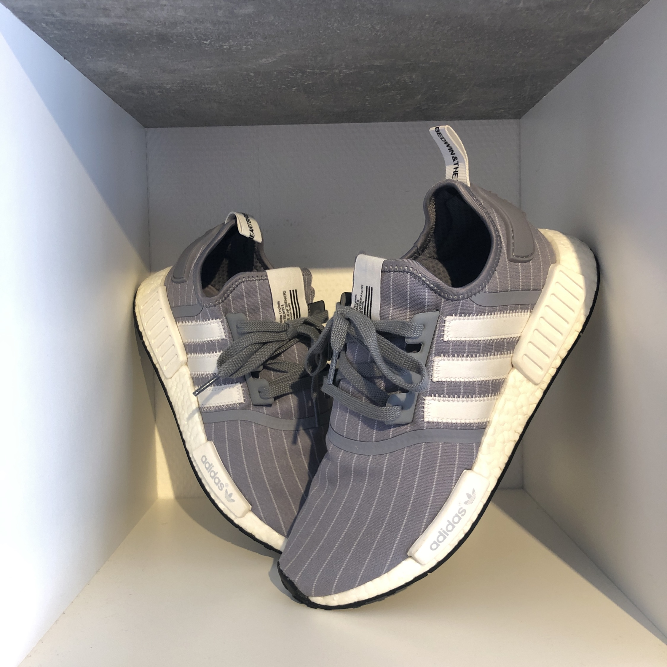the latest 4dc7f 15611 Adidas Nmd X Bedwin & The Heartbreakers Eu44