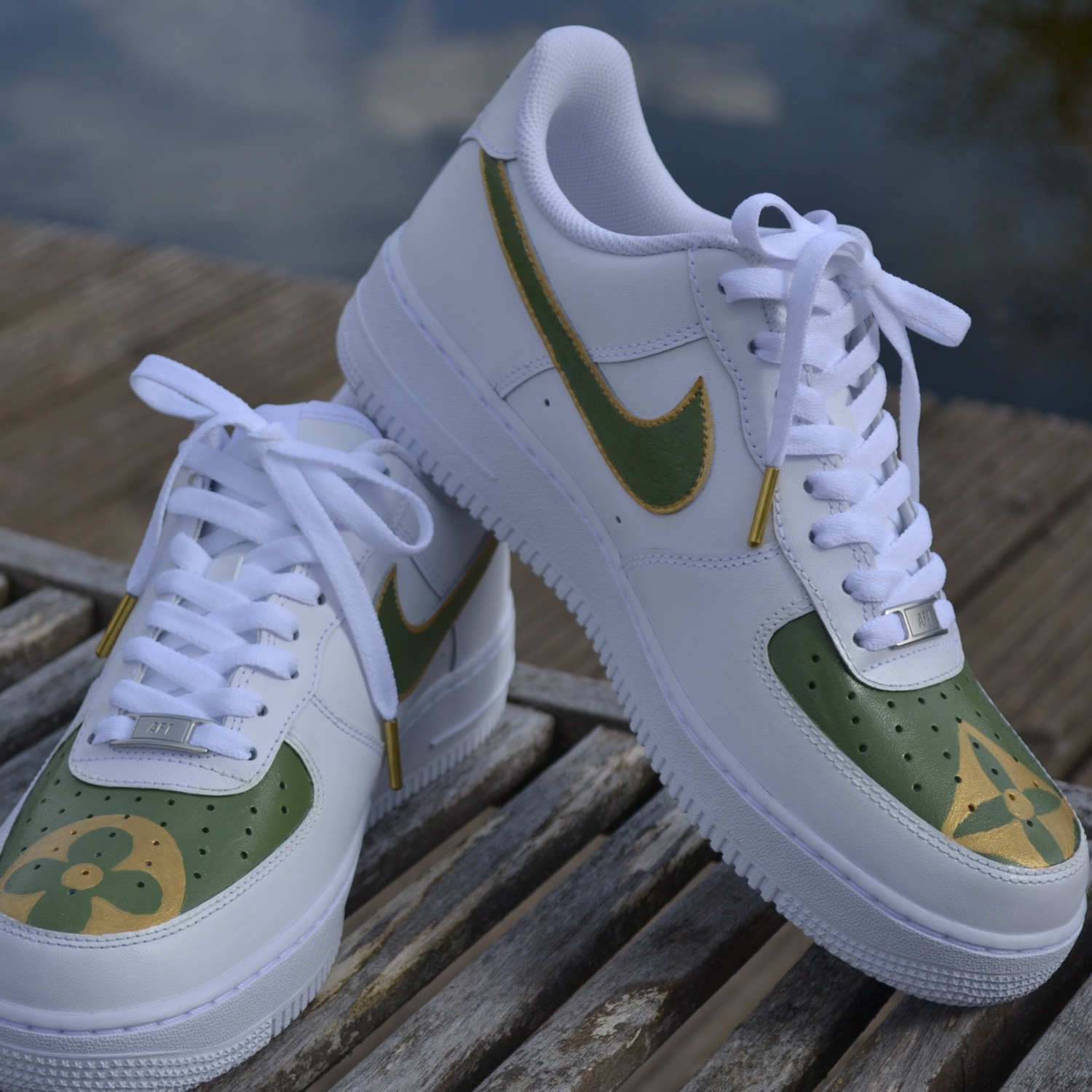 nike air force 1 customizzate