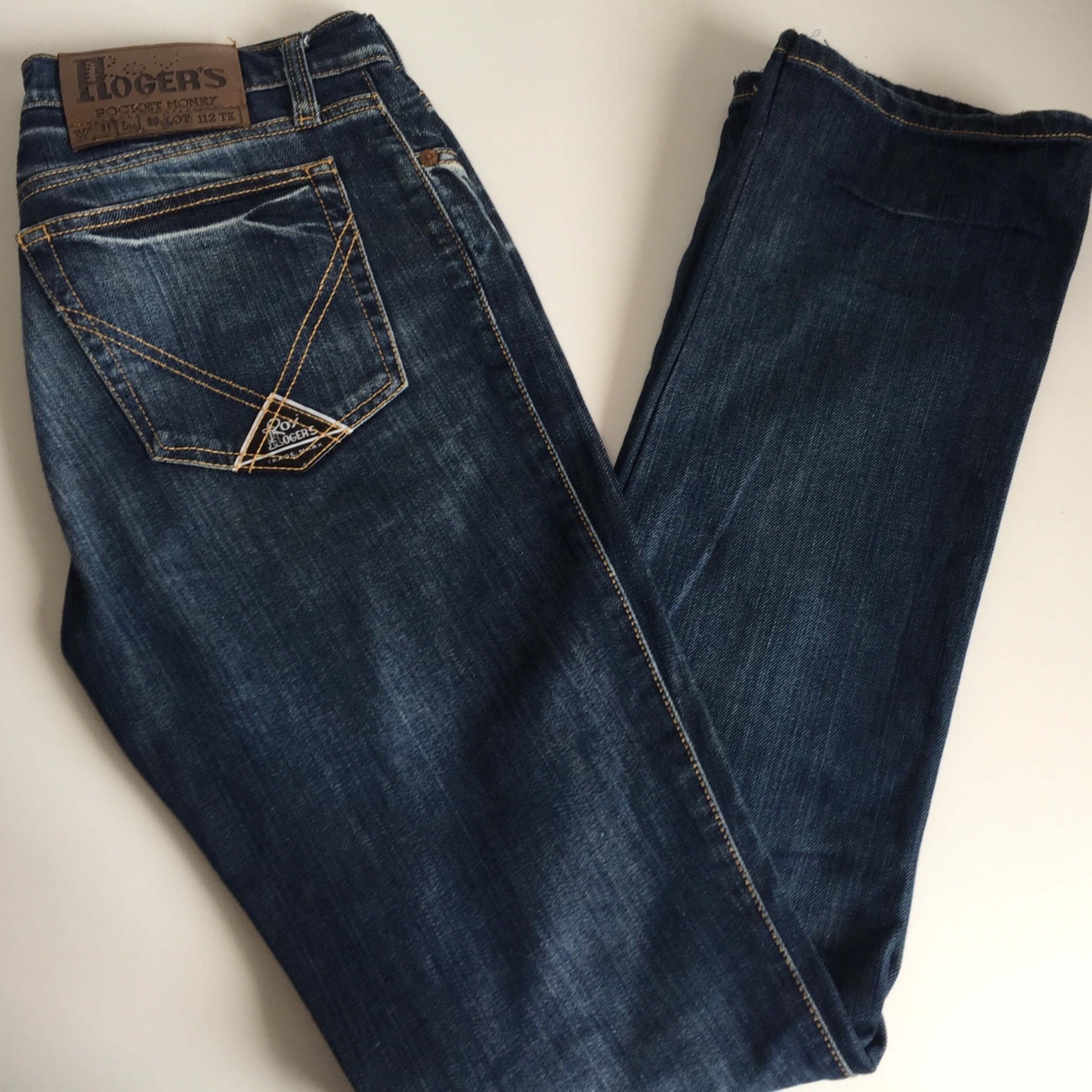 new style b6cae a78c6 Jeans Roy Rogers