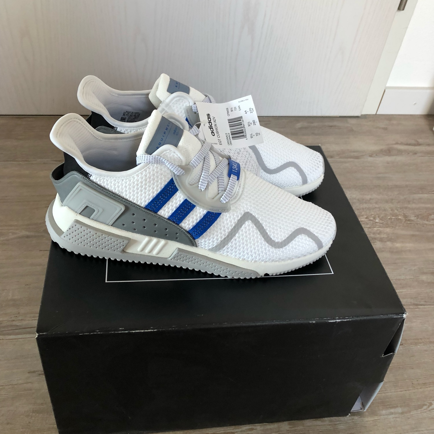 info for ebc4a 9a2a7 Adidas Eqt Cushion Adv 91/17