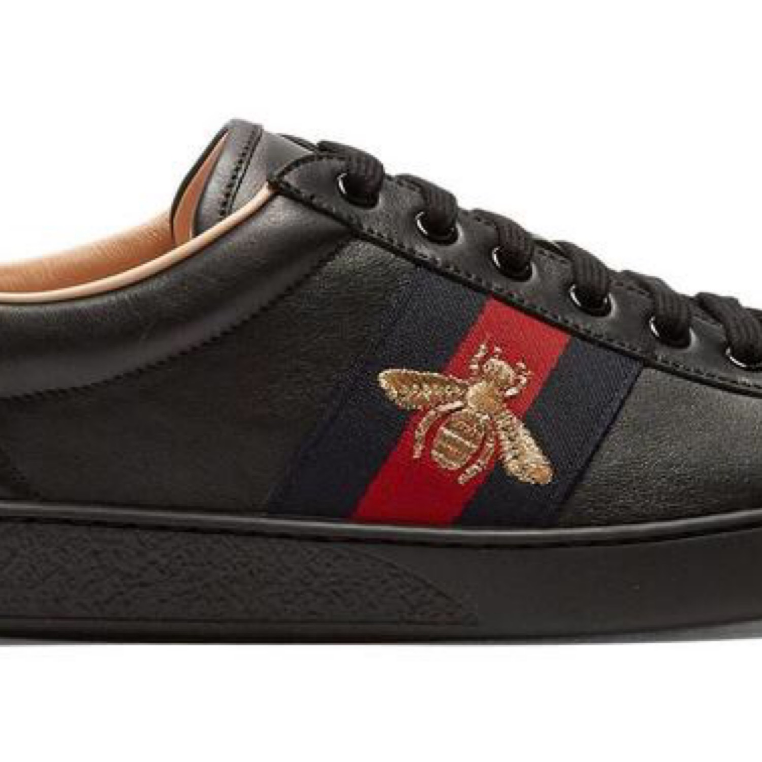 Gucci Red sneakers Gucci Sneakers Black Bee Red/Navy
