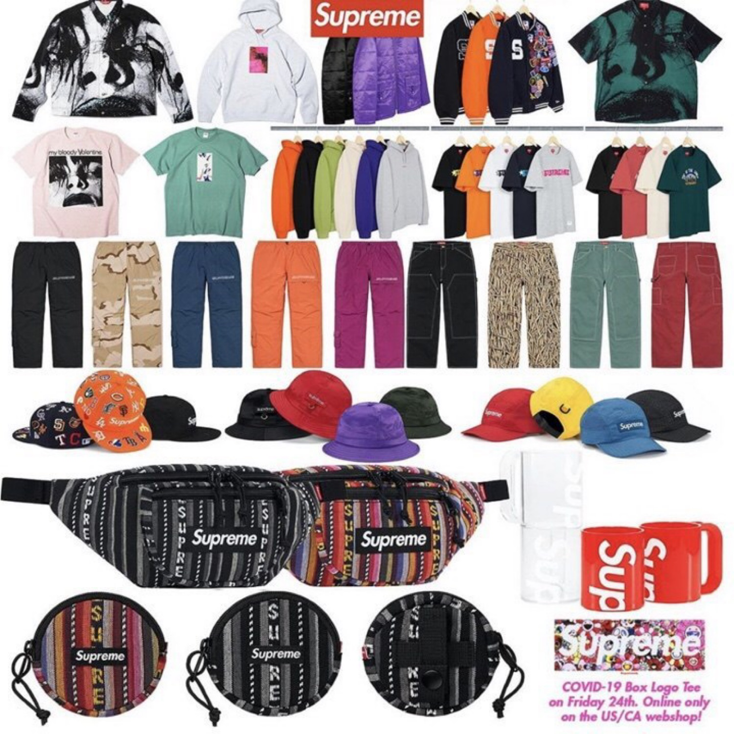 Supreme Week 9 Proxy (Ask For Prices)