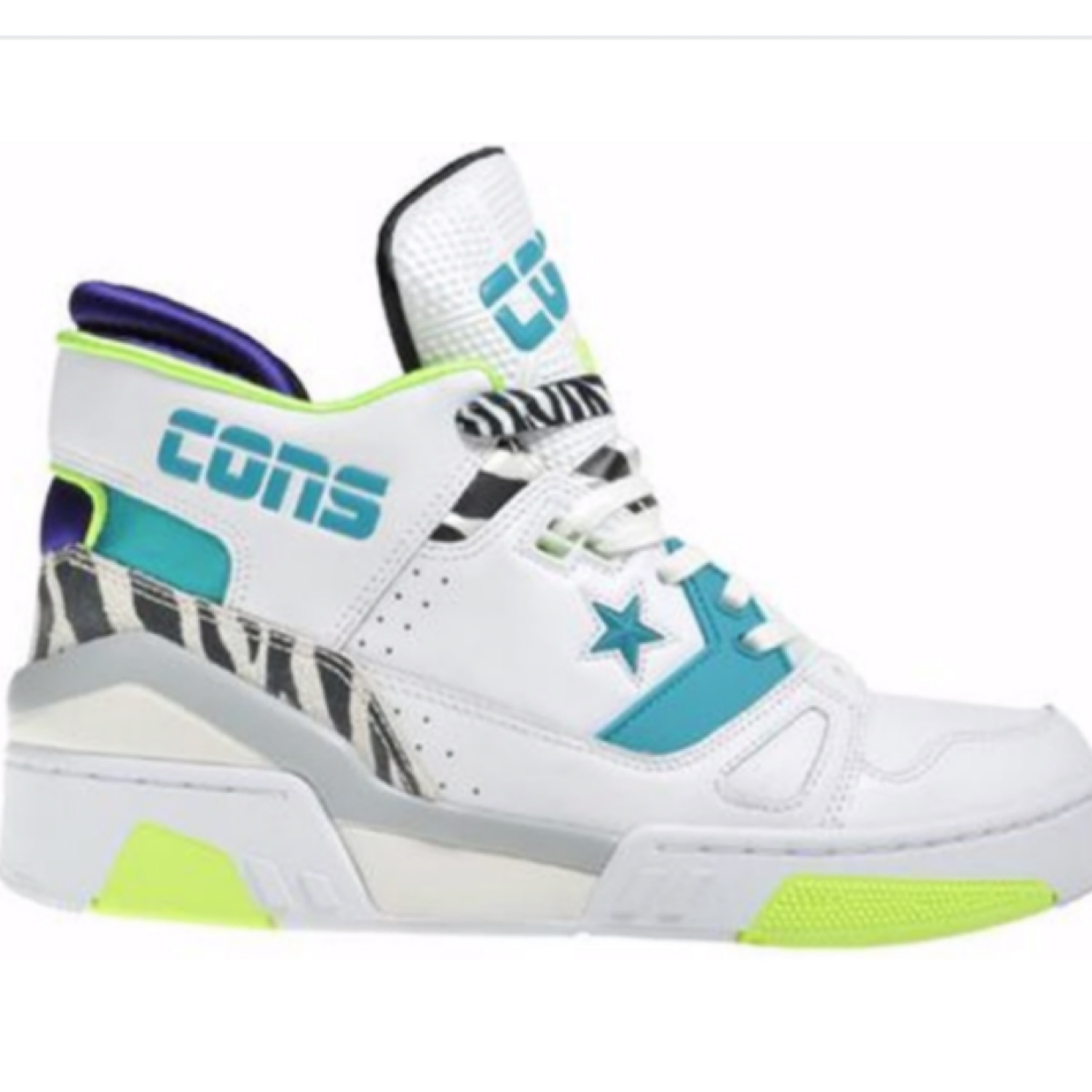 Converse Erx 260 Mid Just Don Animal Pack White