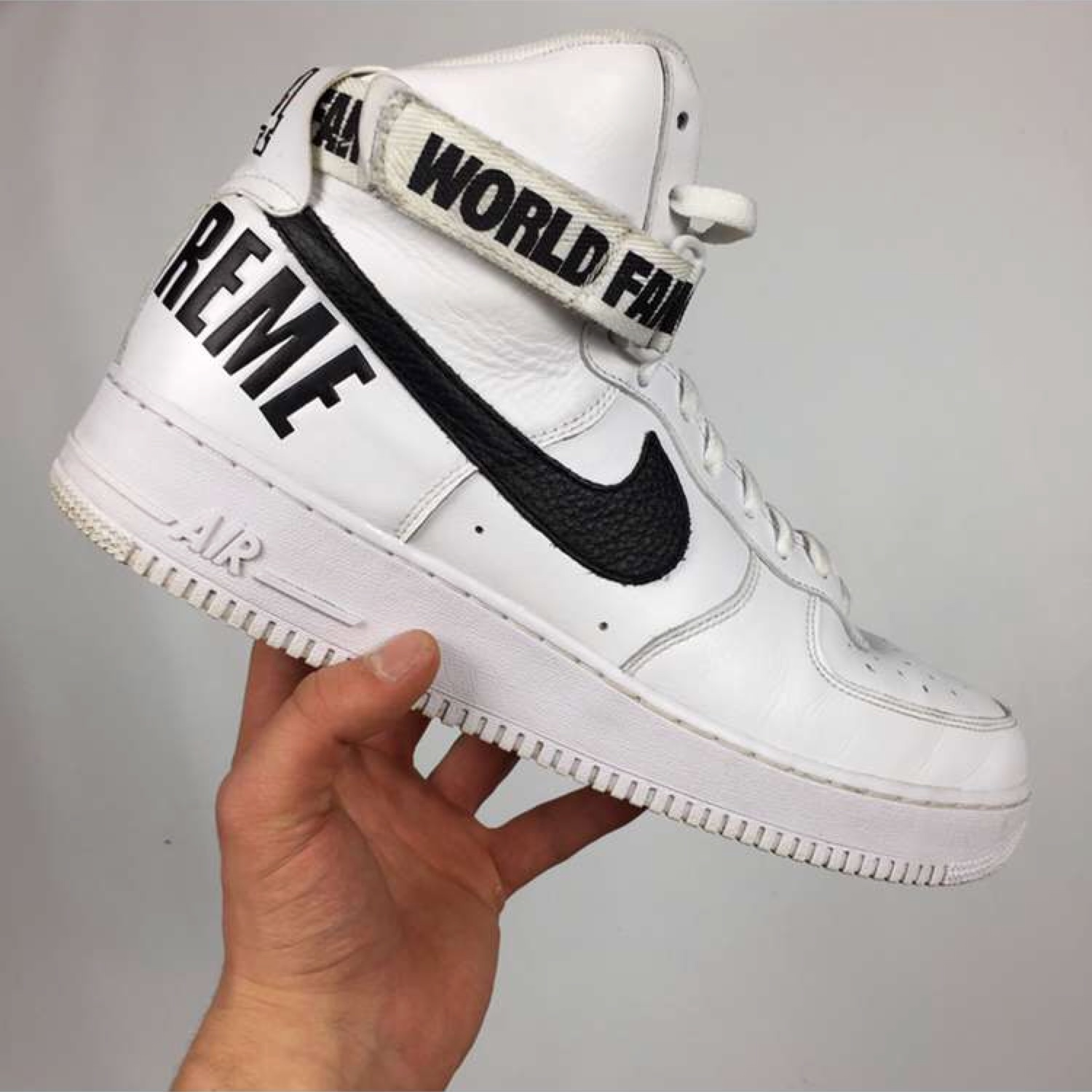 Supreme World Famous Air Force