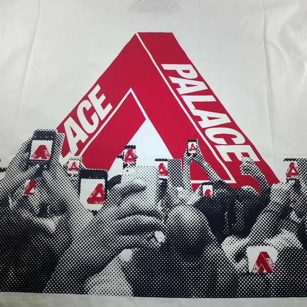 Palace Tri-Phone White