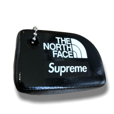 Supreme The North Face Floating Keyring