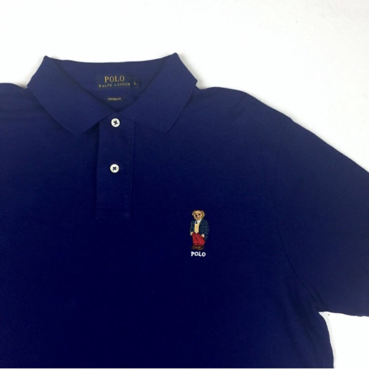 Ralph Lauren Polo Bear Polo Shirt