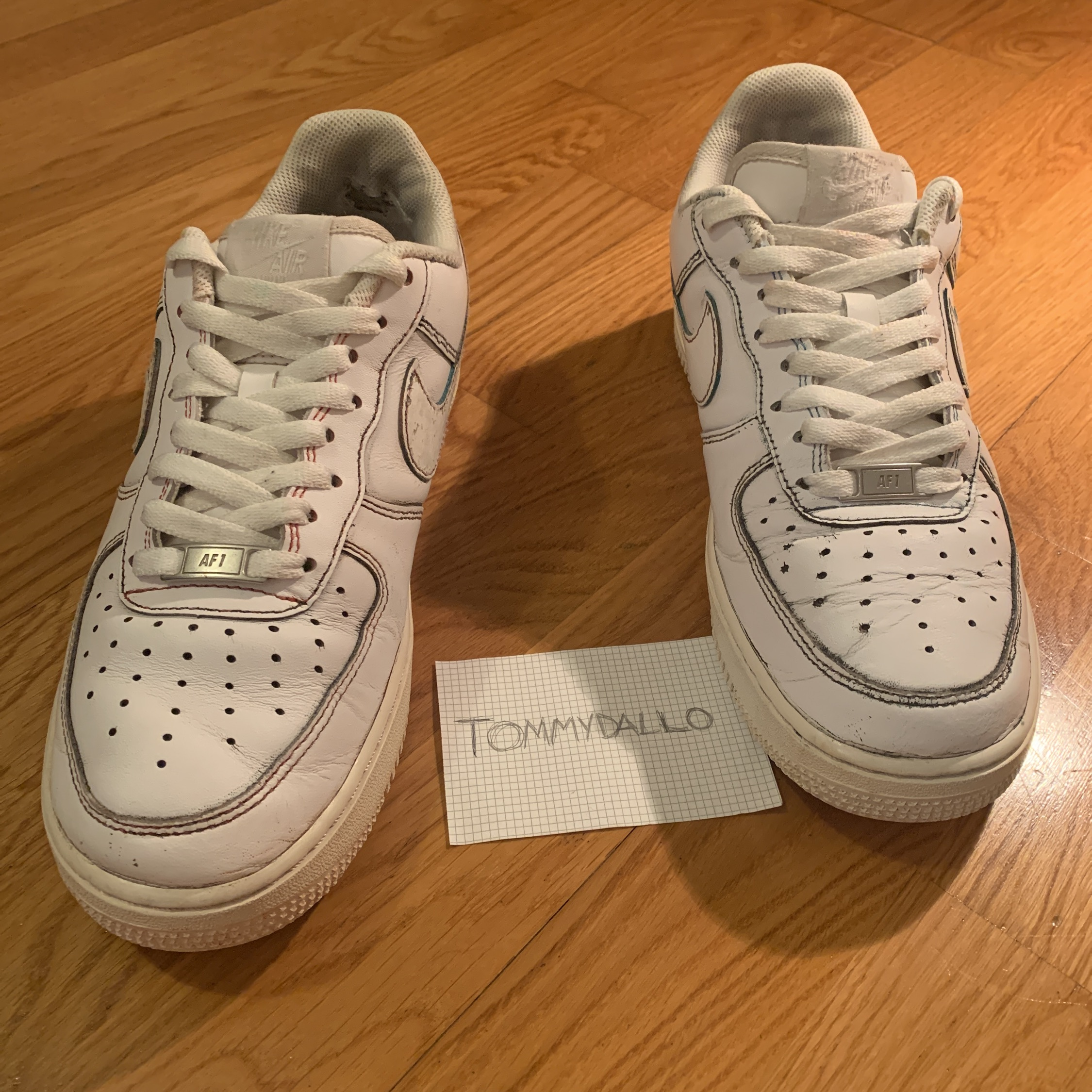 Air Force One Low