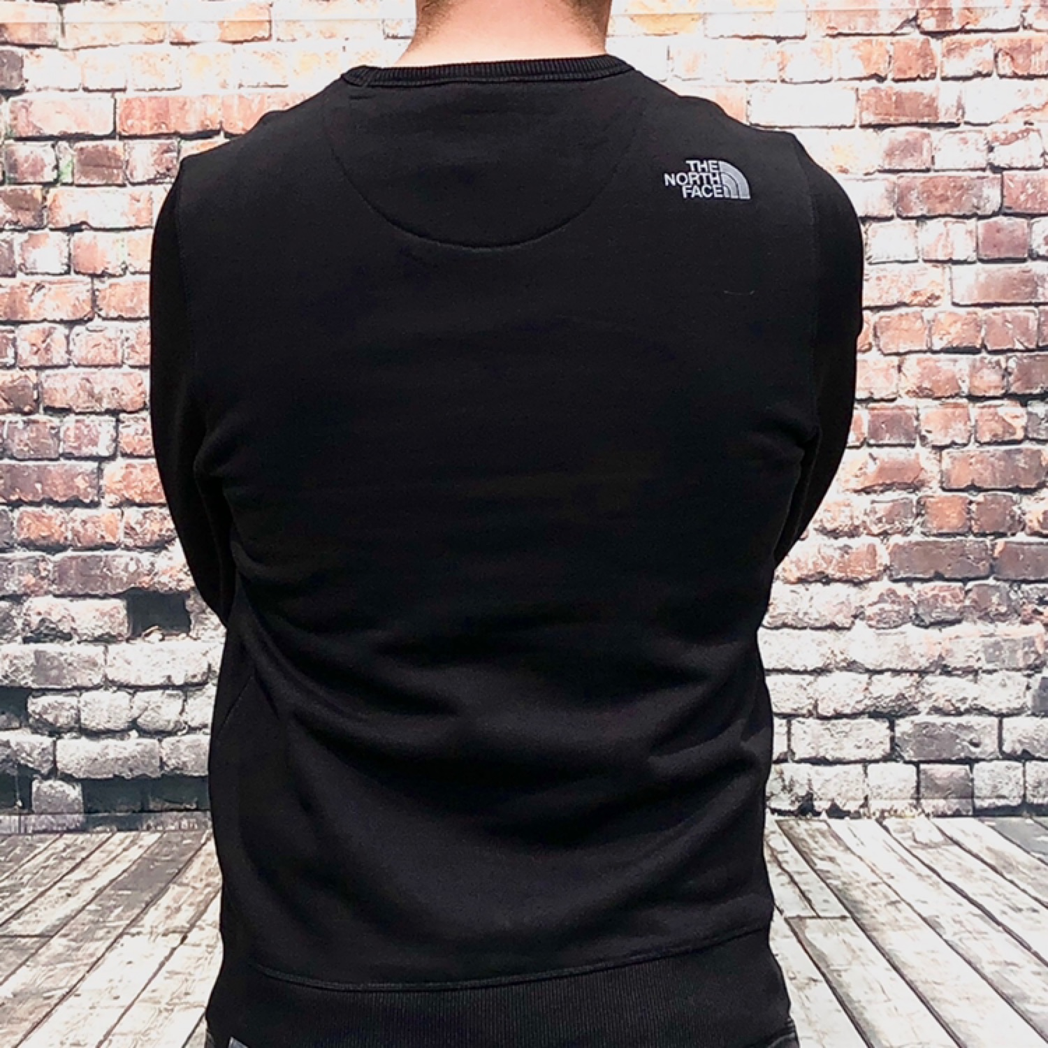 Brand New Black The North Face Sweater / Jumper