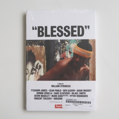 """Supreme """"Blessed"""" Dvd (New)"""