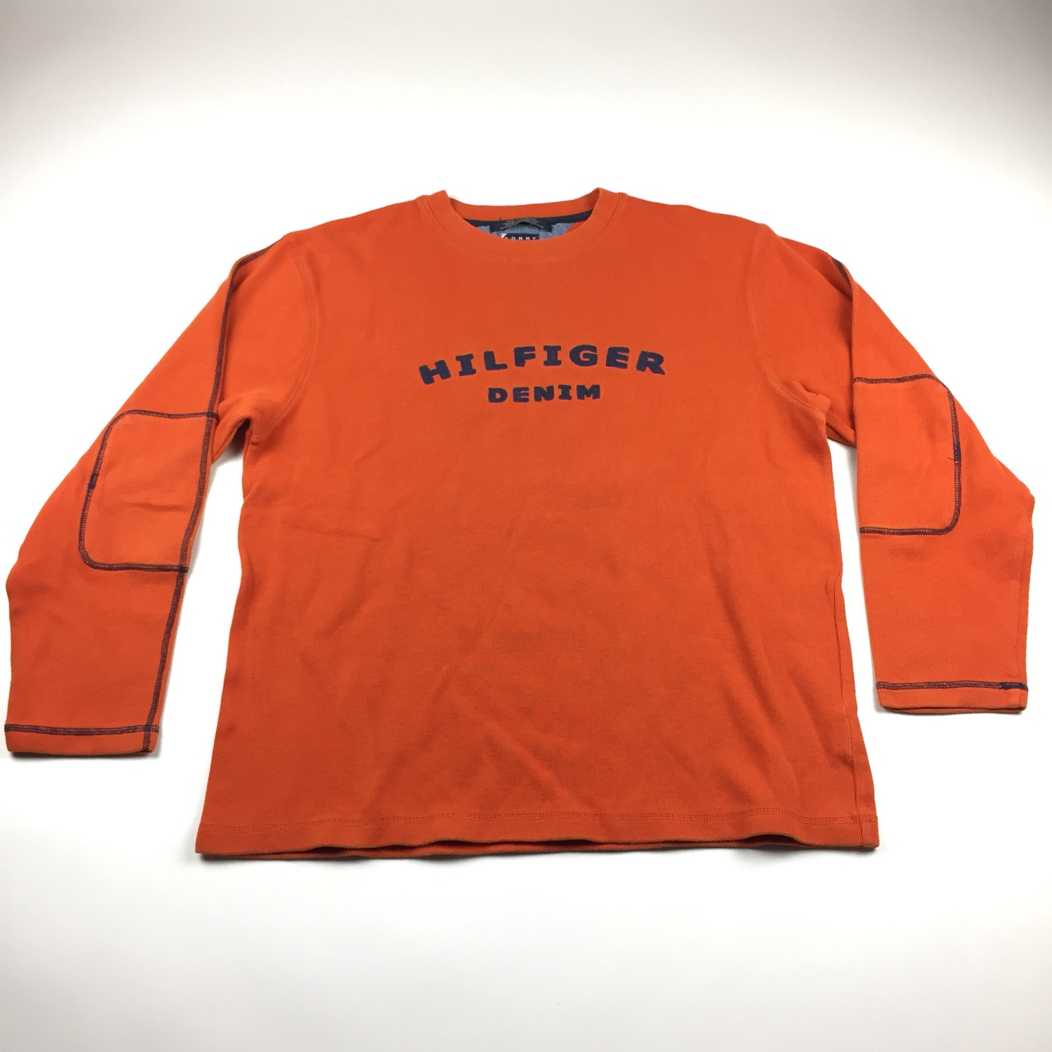M XL new with tags Tommy Hilfiger Men V-Neck long sleeve sweater Size S L