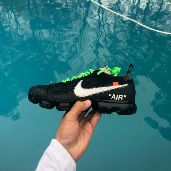 2ddb4f987a7 Off White Nike Vapormax