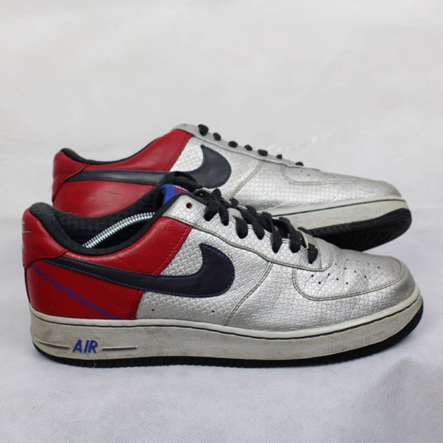 Vintage Nike Air Force 1 Size Uk 10 2006 Trainers