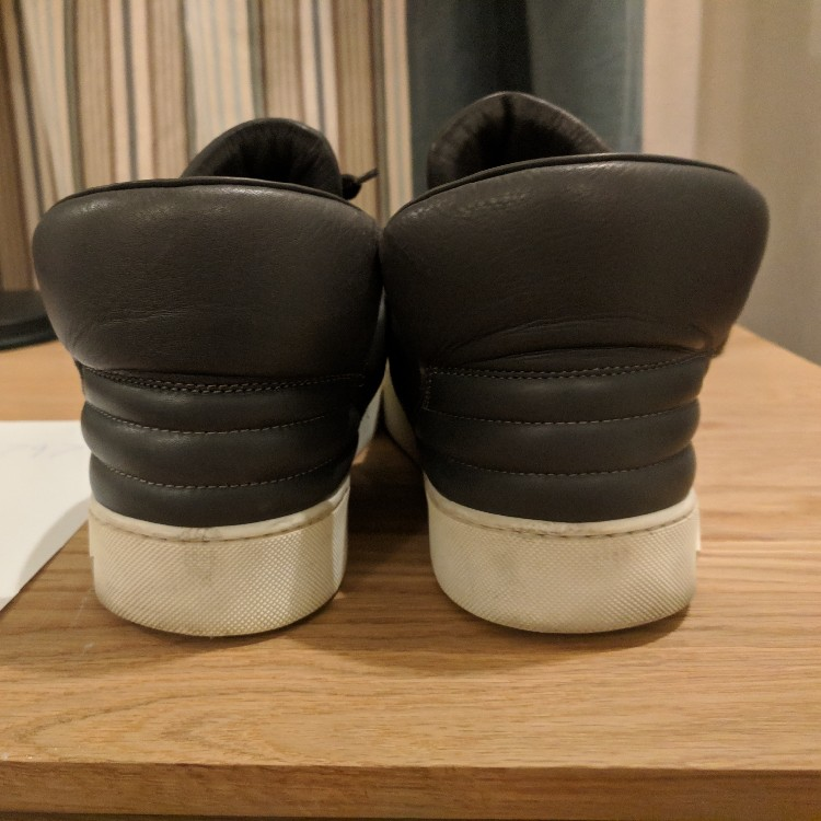 Louis Vuitton LV X Kanye West Yeezy Don Anthracite