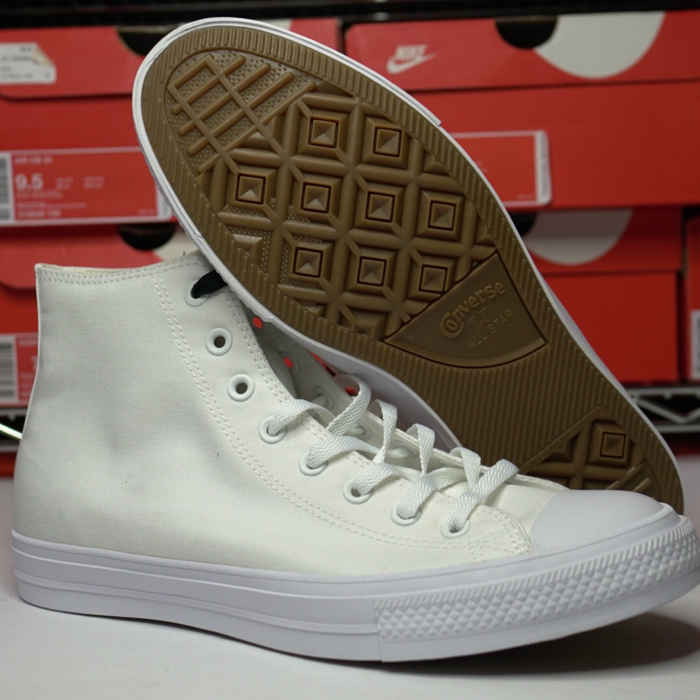 converse all star hi ii