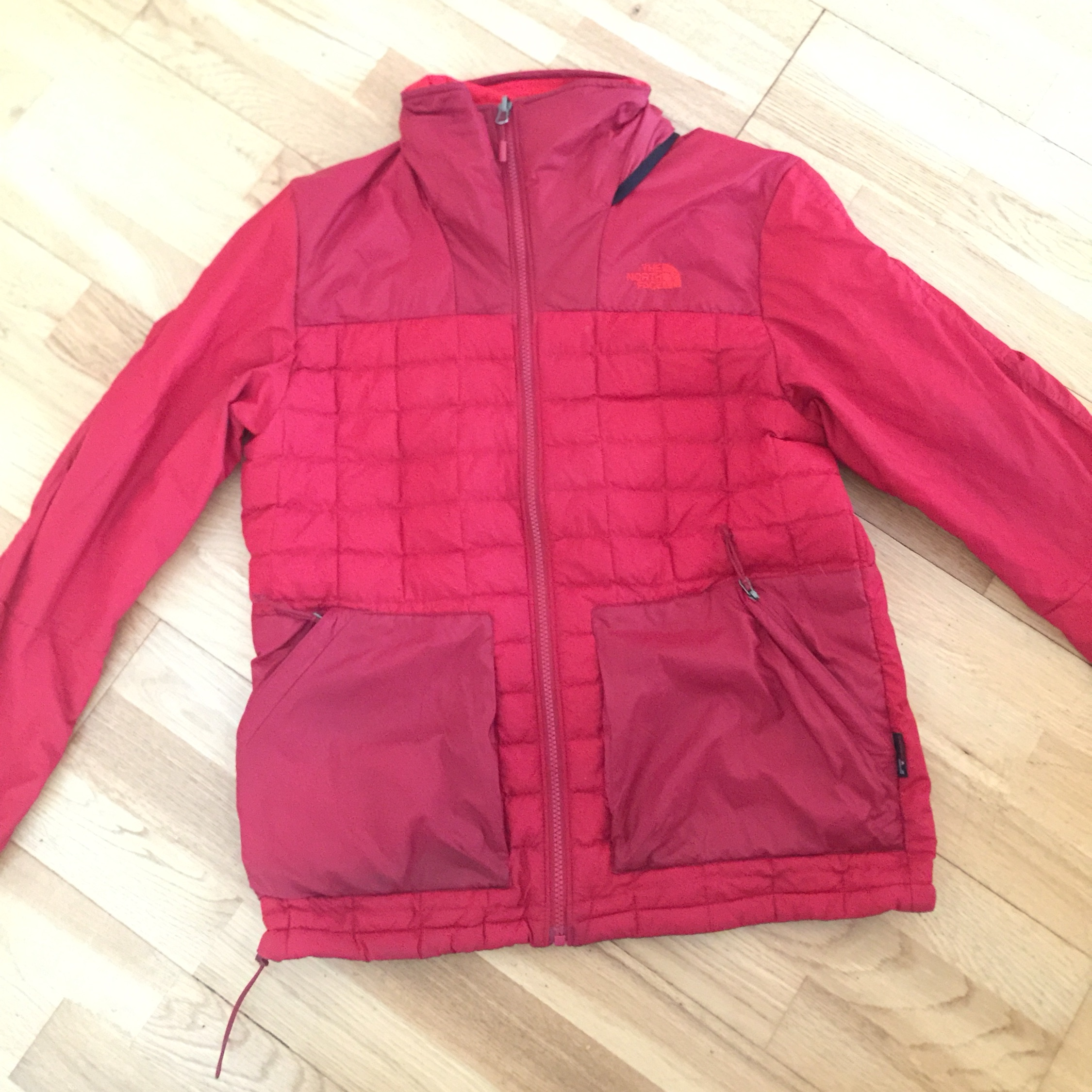 fb5ac8c67 The North Face Red Thermoball Jacket