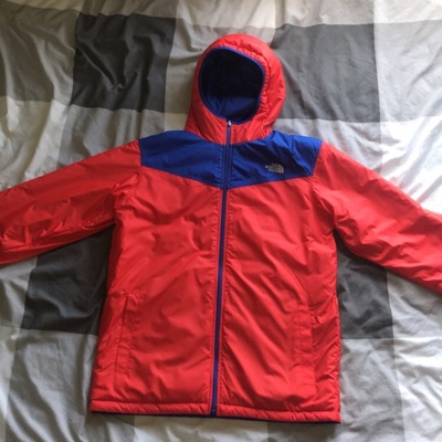 North Face Jacket Interchangeable