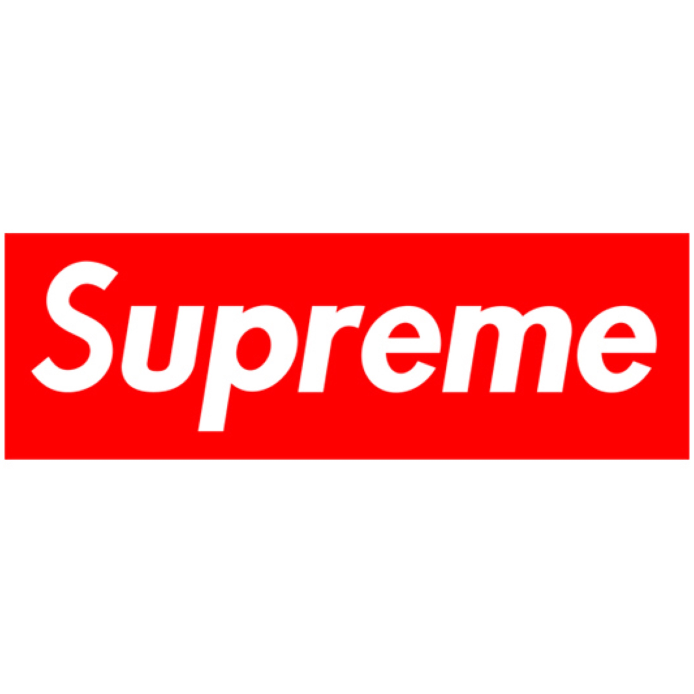 Supreme Gonz Tee Red Fw17