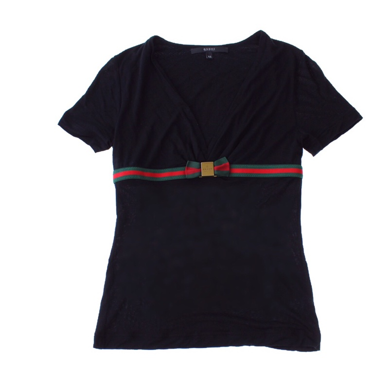 Gucci Bow Top
