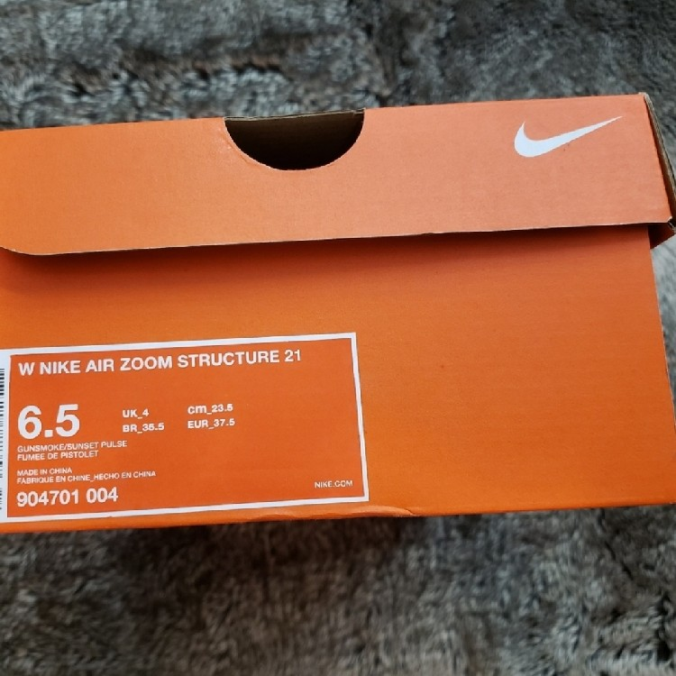 Women's NIKE Air Zoom Structure 21 (US 6.5 Womens)